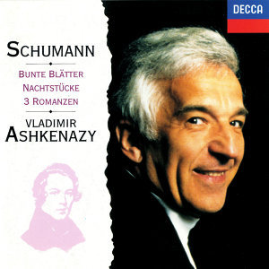 Schumann: Piano Works Vol. 7