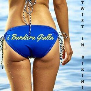 Twist in bikini