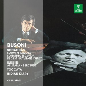 Cyril Huvé plays Busoni