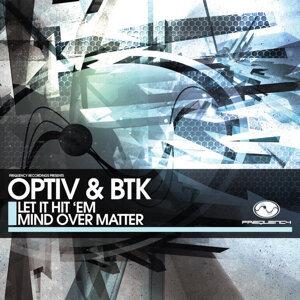 Let It Hit 'Em / Mind Over Matter
