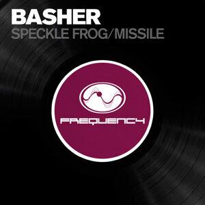 Speckle Frog/ Missile