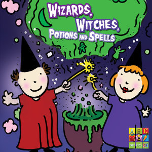 Wizards Witches Potions And Spells