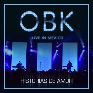 Historias de amor - Live in Mexico