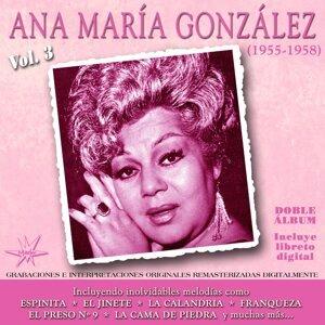 Ana María González 1955 - 1958, Vol. 3 - Remastered