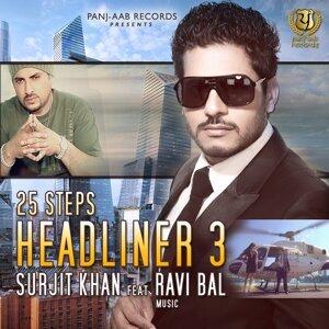 25 Steps - Headliner 3