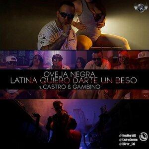 Latina Quiero Darte Un Beso (feat. Castro y Gambino)
