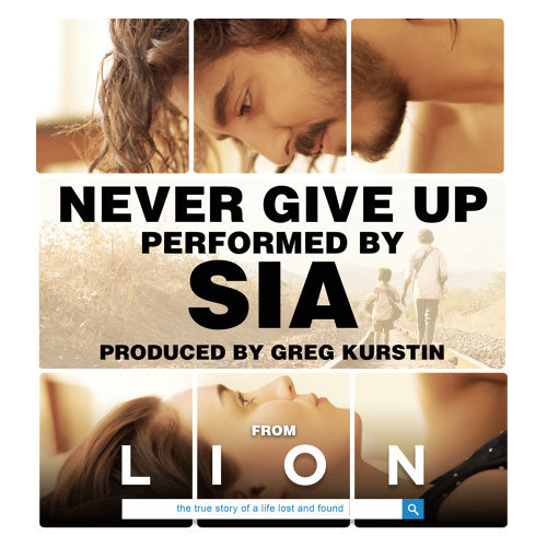 "Never Give Up (From ""Lion"" Soundtrack)"