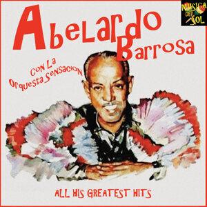 Abelardo barroso con la orquesta sensacion