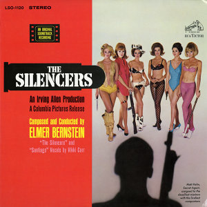 The Silencers (Soundtrack)