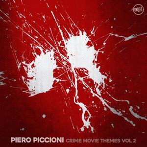 Piero Piccioni Crime Movie Themes Vol. 2