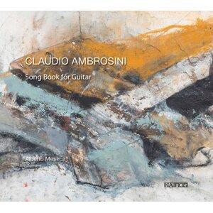 Ambrosini: Song Book for Guitar
