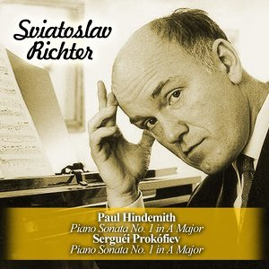 Paul Hindemith: Piano Sonata No. 1 in A Major / Serguéi Prokófiev: Piano Sonata No. 1 in A Major