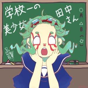 学校一の美少女田中さん (feat. mutsu) (gakkouichino bishoujo TANAKA-san (feat. mutsu))