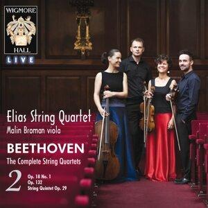 Beethoven String Quartets, Vol. 2