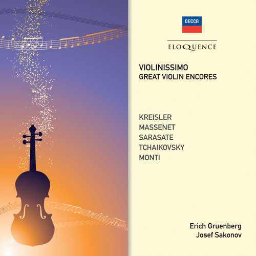 Violinissimo: Great Violin Encores