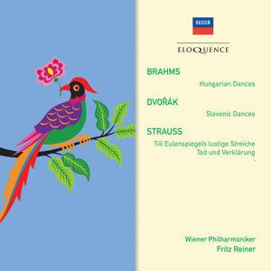 Brahms: Hungarian Dances; Dvorak: Slavonic Dances; R. Strauss: Tod und Verklarung; Till Eulenspiegel