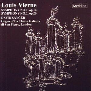 Vierne: Symphonies Nos. 1 & 2