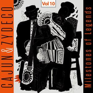 Milestones of Legends - Cajun & Zydeco, Vol. 10
