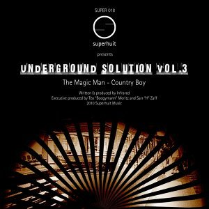 Underground Solution, Vol. 3