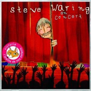 Steve Waring en concert