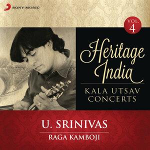Heritage India (Kala Utsav Concerts, Vol. 4) [Live]