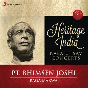 Heritage India (Kala Utsav Concerts, Vol. 1) [Live]