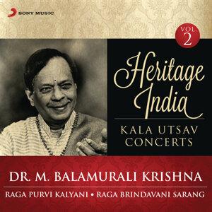 Heritage India (Kala Utsav Concerts, Vol. 2) [Live]