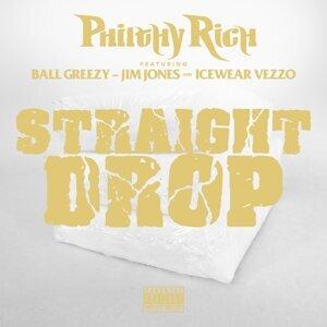 Straight Drop (feat. Ball Greezy, Jim Jones & Icewear Vezzo)