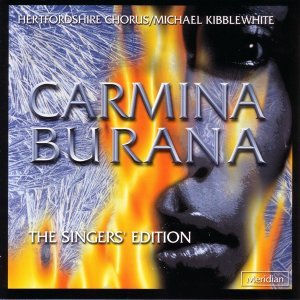 Orff: Carmina Burana (The Singers' Edition)