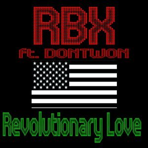 Revolutionary Love (feat. Dontwon)
