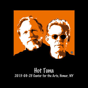 2015-09-25 Center for the Arts, Homer, NY (Live)