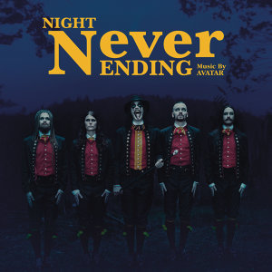 Night Never Ending - single