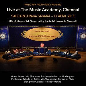 Sabhapati Raga Sagara - Live at the Music Academy, Chennai