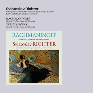 Rachmaninoff: Cocerto No. 2 for Piano and Orchestra + Tchaikovsky: Concerto No. 1 for Piano and Orchestra (Bonus Track Version)