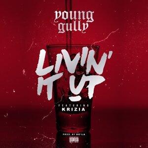 Livin' It Up (feat. Krizia)