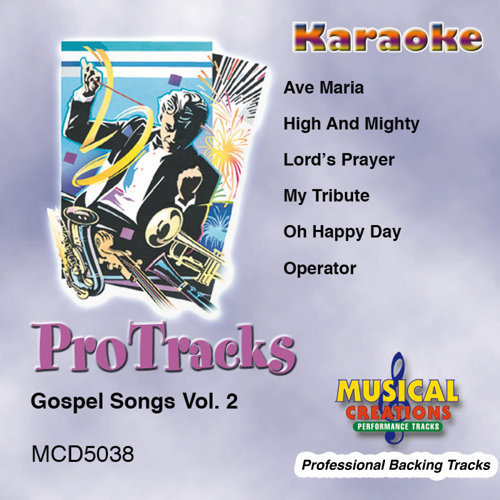 My Tribute (To God Be the Glory)[In the Style of Andrae