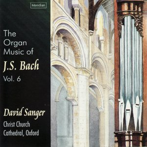 The Organ Music of J.S. Bach, Vol. 6