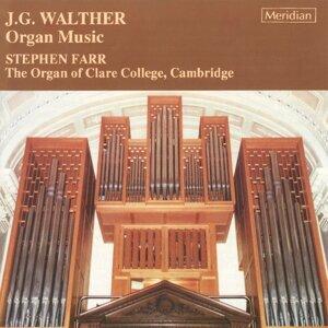 Walther: Organ Music