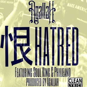 Hatred (feat. Soul King & Philieano)