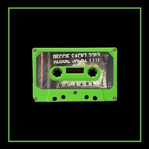 Reggie Sackz - EP