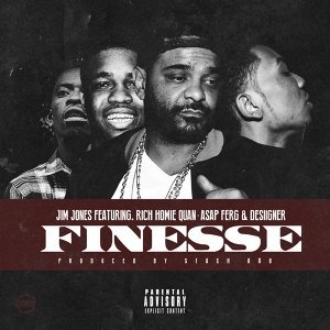 Finesse (feat. Rich Homie Quan, A$AP Ferg & Desiigner)