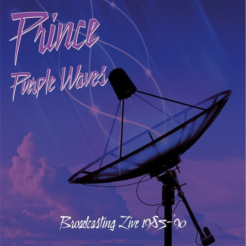 Purple Waves: Broadcasting Live 1985-1990