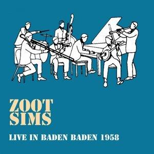 LIVE in Baden Baden 1958