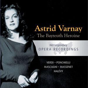 The Bayreuth Heroine - Astrid Varnay: Verdi, Ponchielli, Mascagni, Massenet, Halévy