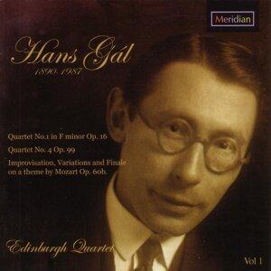 Hans Gál, Vol. 1
