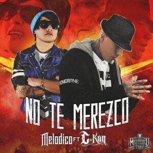 No Te Merezco (feat. C-Kan)