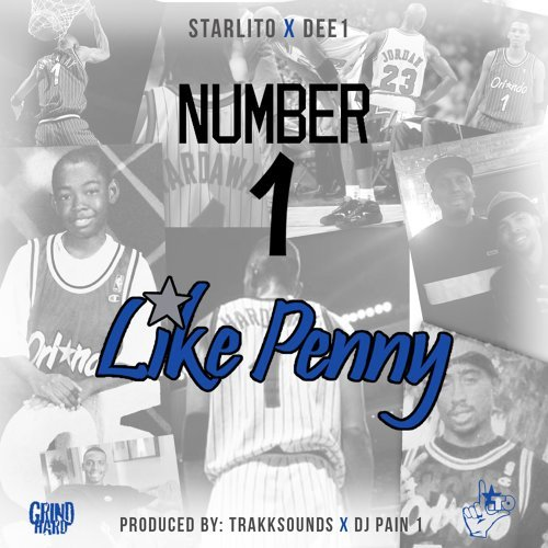 Number 1 / Like Penny (feat. Dee-1)