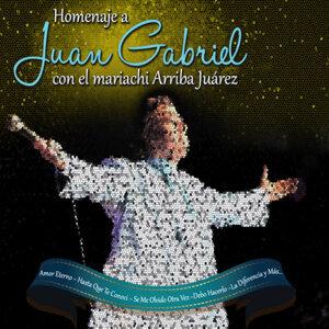 Homenaje a Juan Gabriel Con el Mariachi Arriba Juárez
