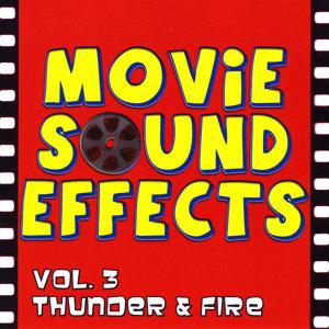 Vol. 3 Thunder, Fire, Wind, Rain