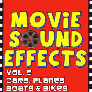 Vol. 5 Cars, Planes, Boats & Bikes